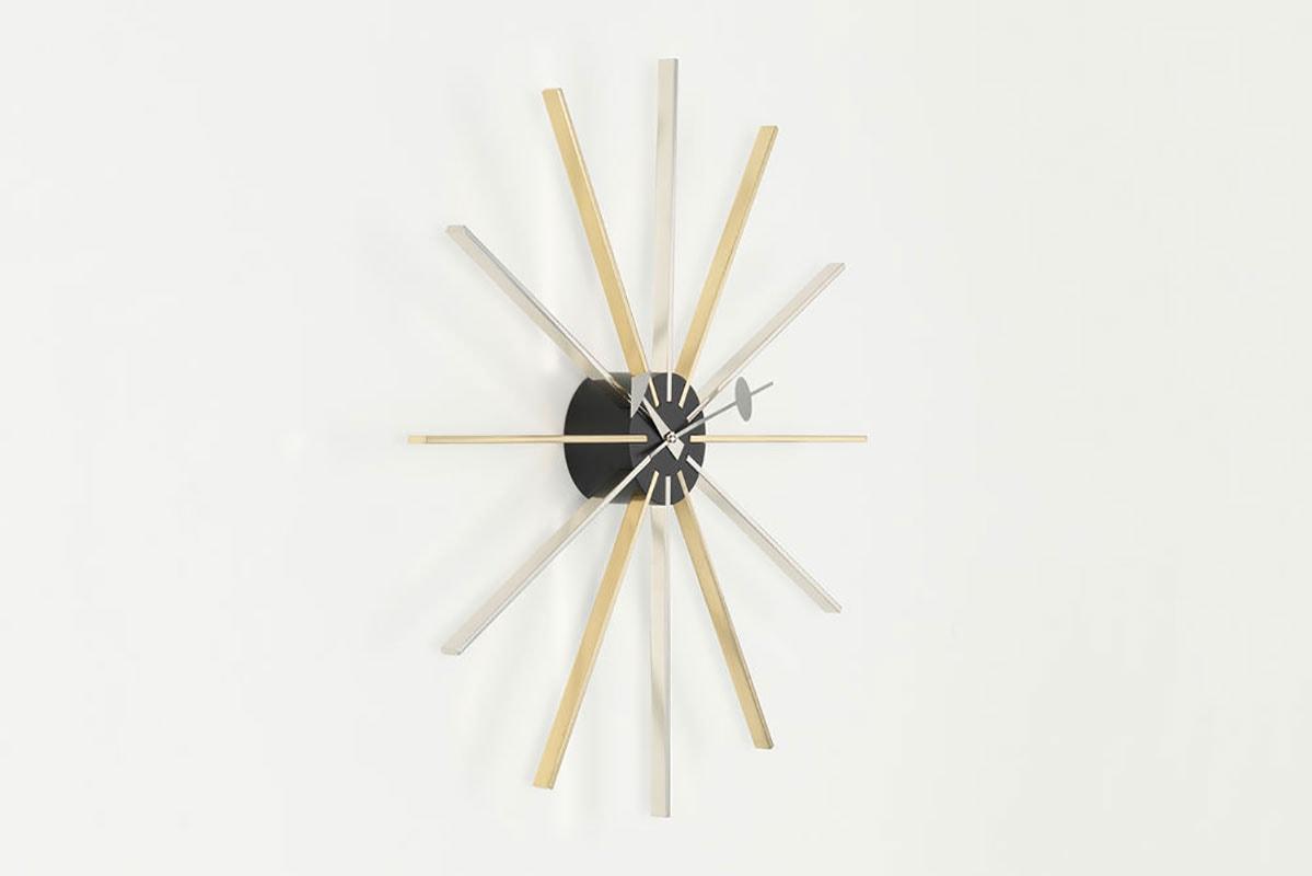 VITRA Star clock orologio da parete gallery 2
