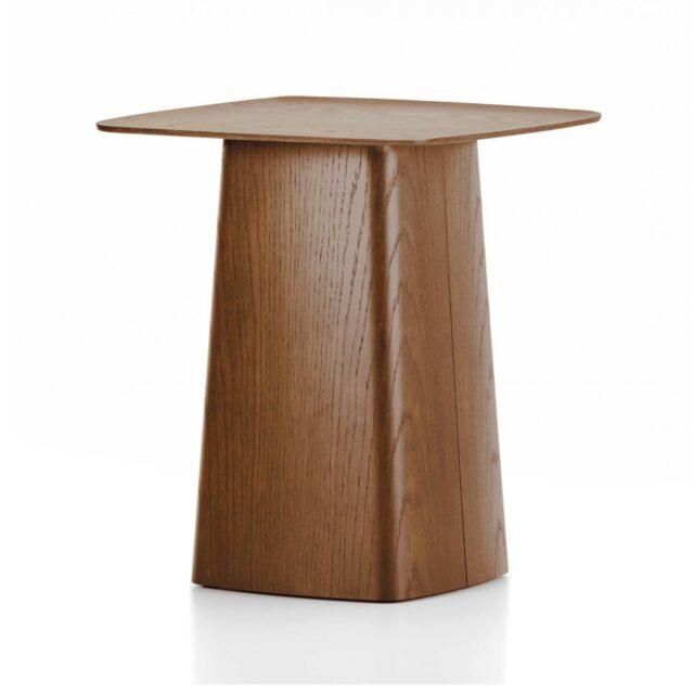 VITRA wooden side tavolino evidenza