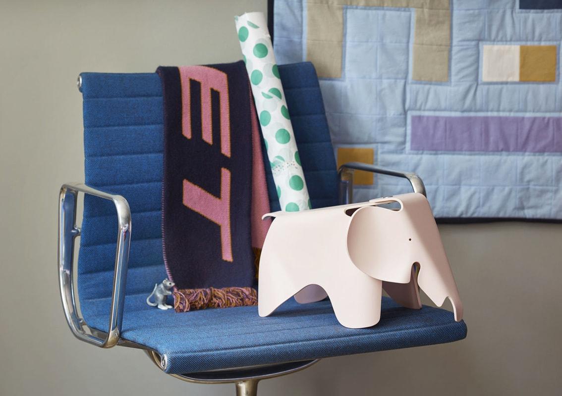 Vitra Eames Elephant: elefante gioco - gallery