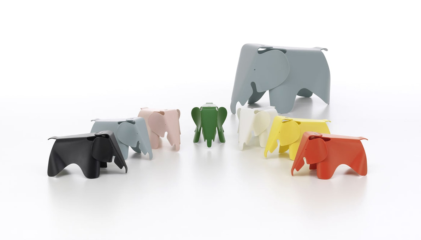 Vitra Eames Elephant: elefante gioco - gallery 2