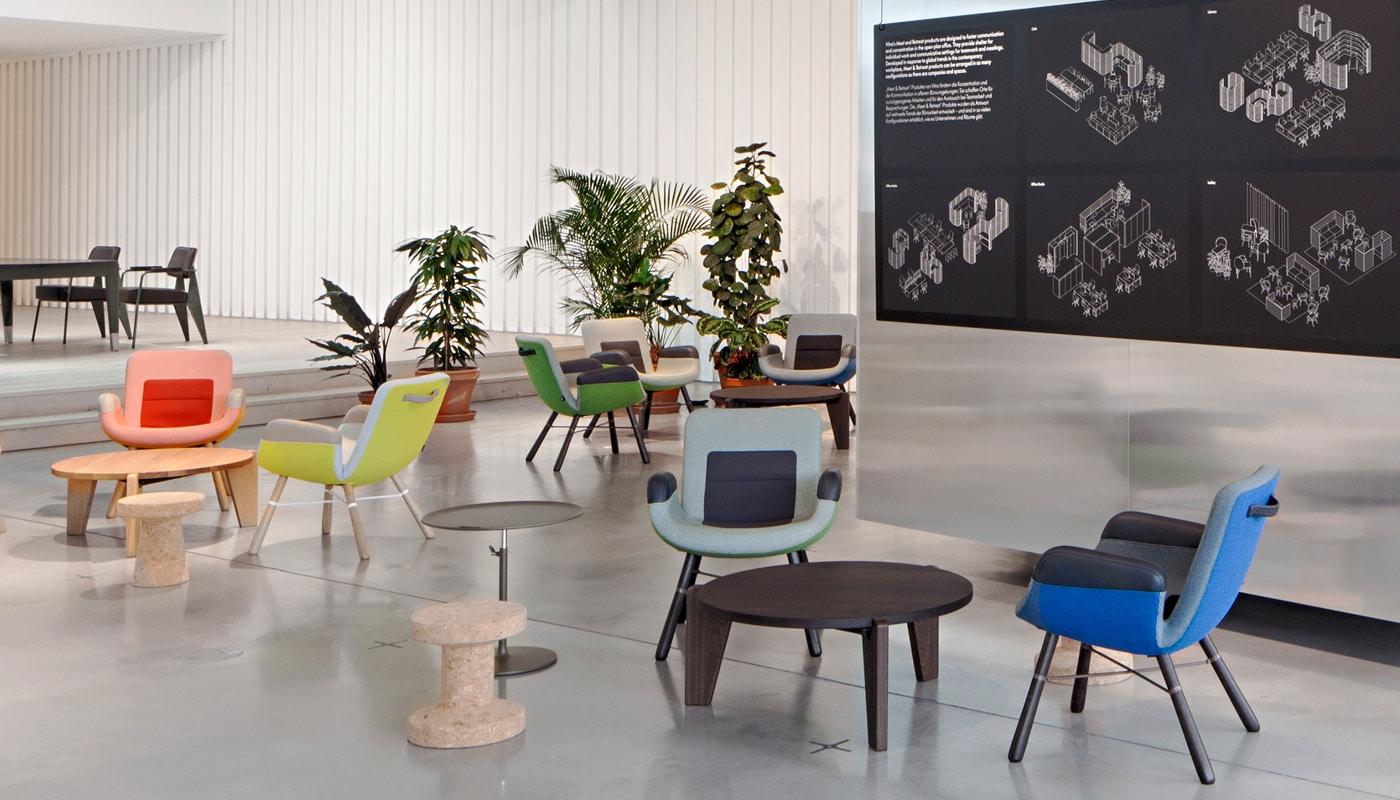 Vitra Gueridon Bas tavolino - gallery
