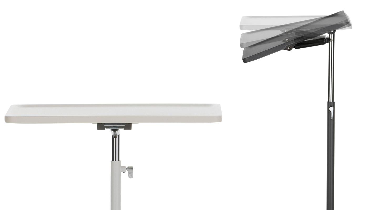 Vitra NesTable tavolino regolabile - gallery