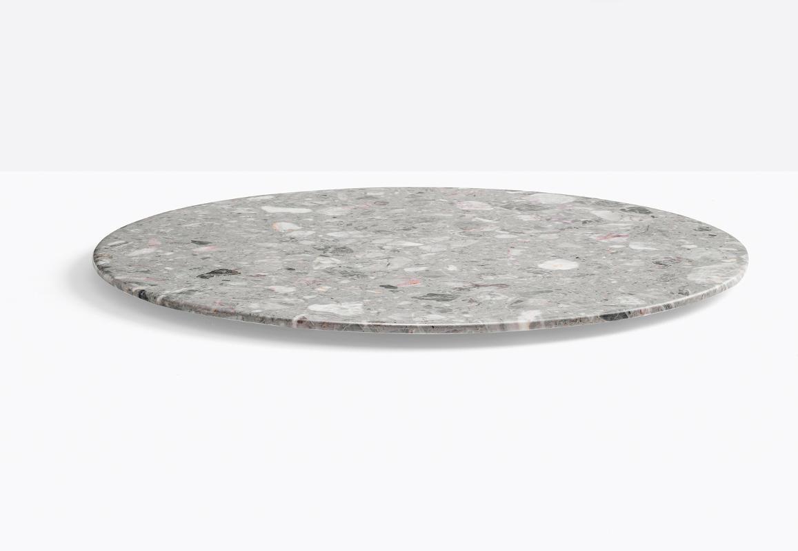PEDRALI Fluxo tavolo finitura marmo gallery