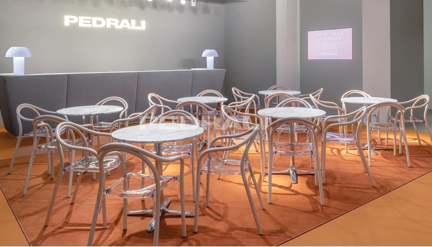 PEDRALI Fluxo tavolo gallery