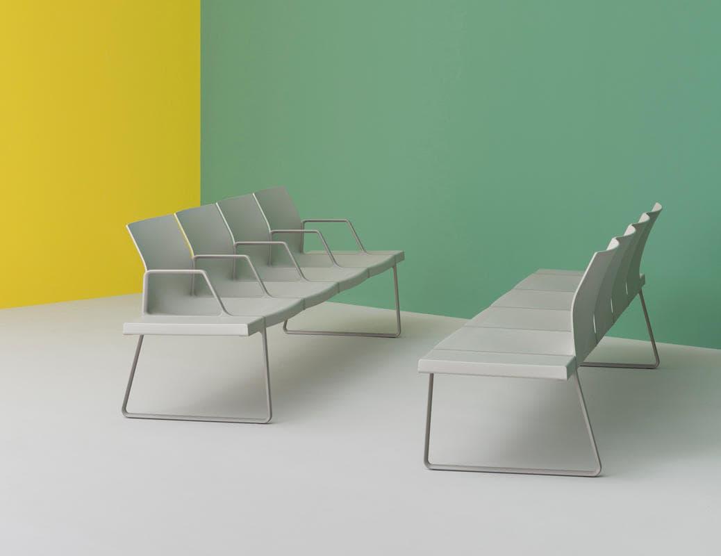 PEDRALI Plural seduta modulare gallery 10