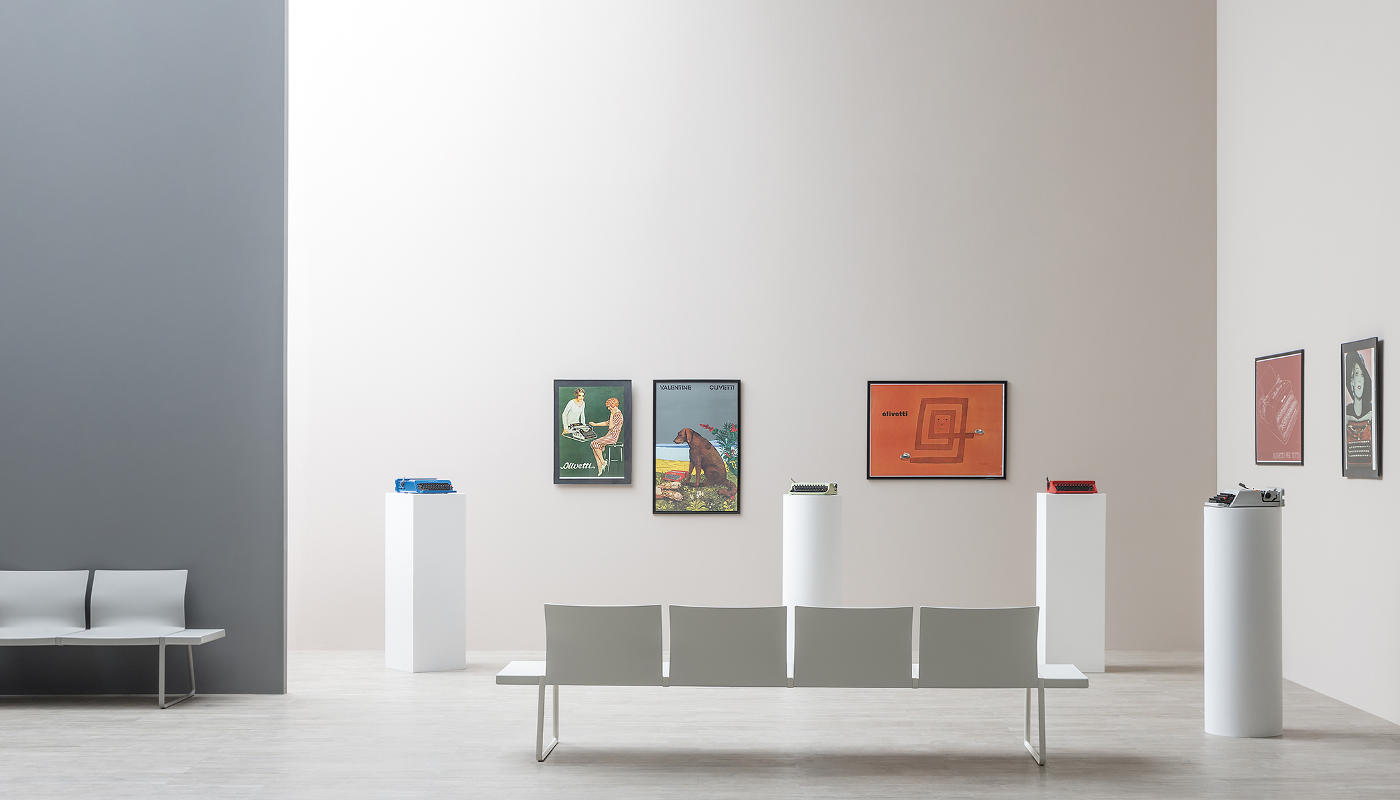 PEDRALI Plural seduta modulare gallery 5
