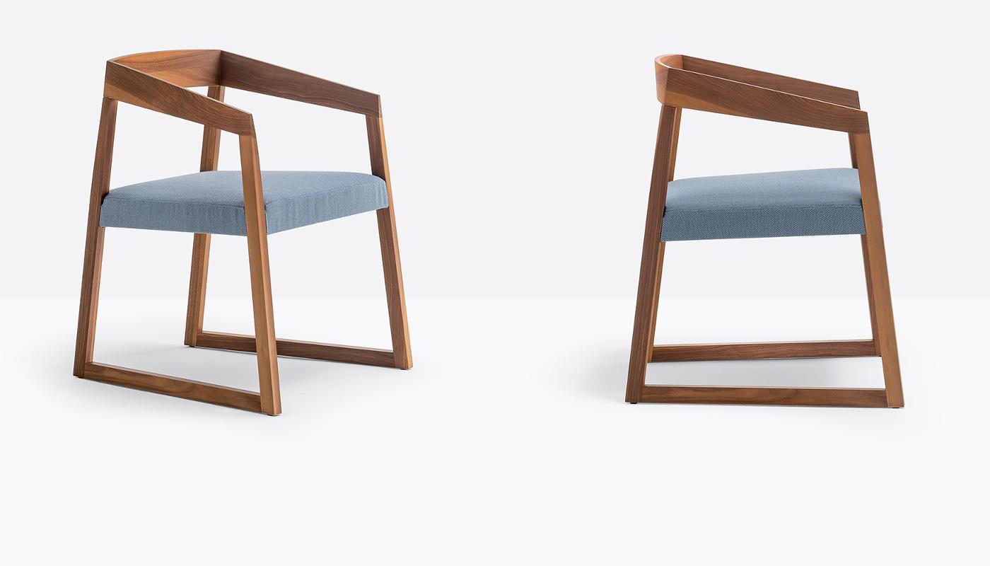 PEDRALI SIGN 455 sedia legno gallery 3