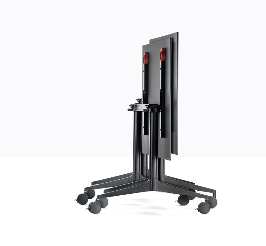 PEDRALI YPSILON Tilting tavolo pieghevole gallery 2