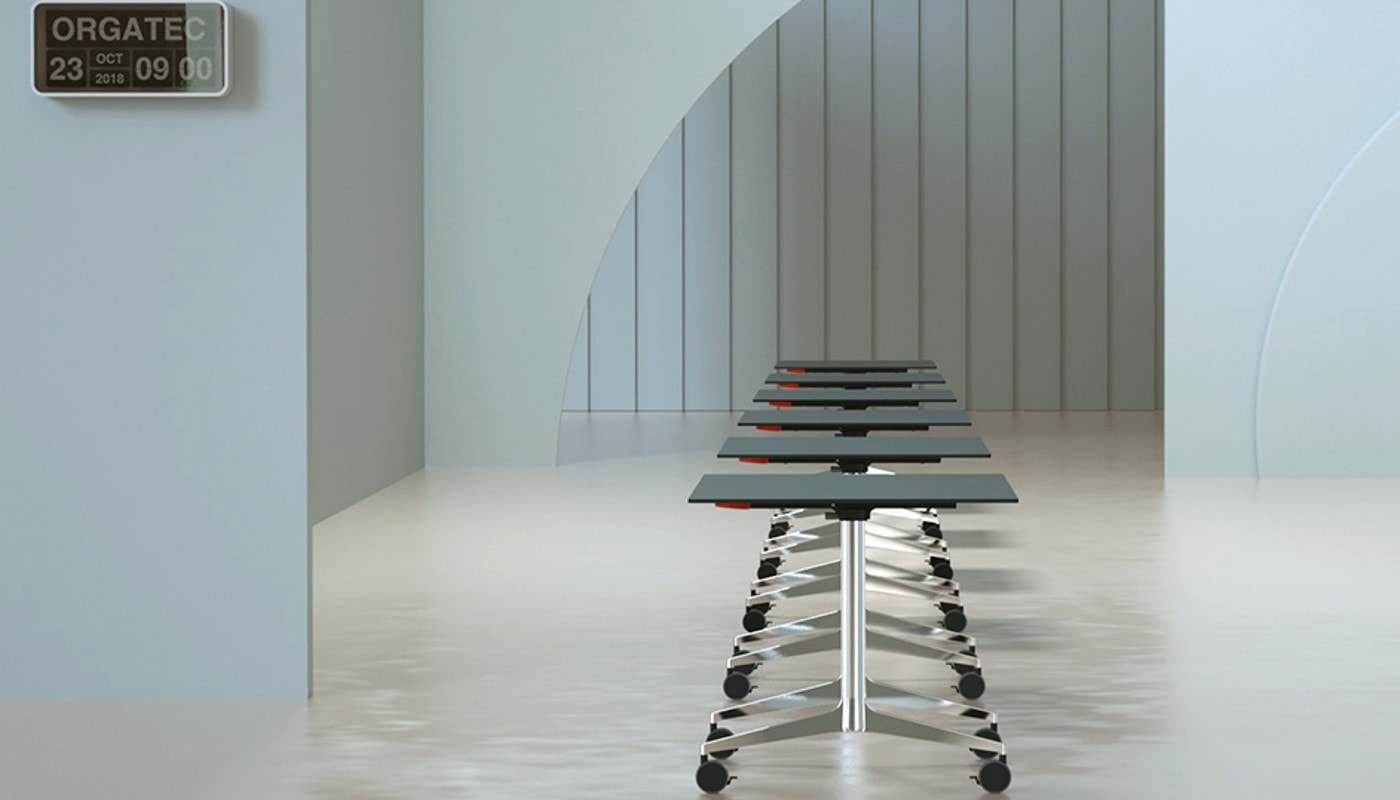 PEDRALI YPSILON Tilting tavolo pieghevole gallery 6