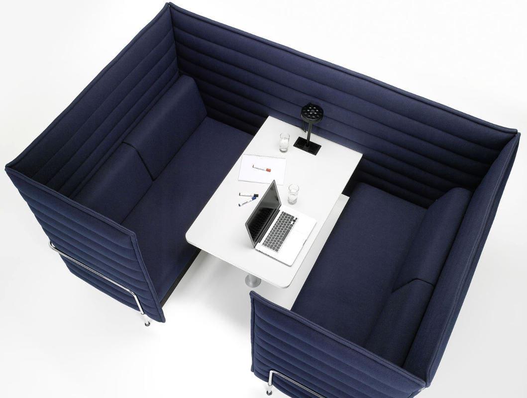 VITRA Alcove Cabin sofa - privacy acustica e visiva gallery 6