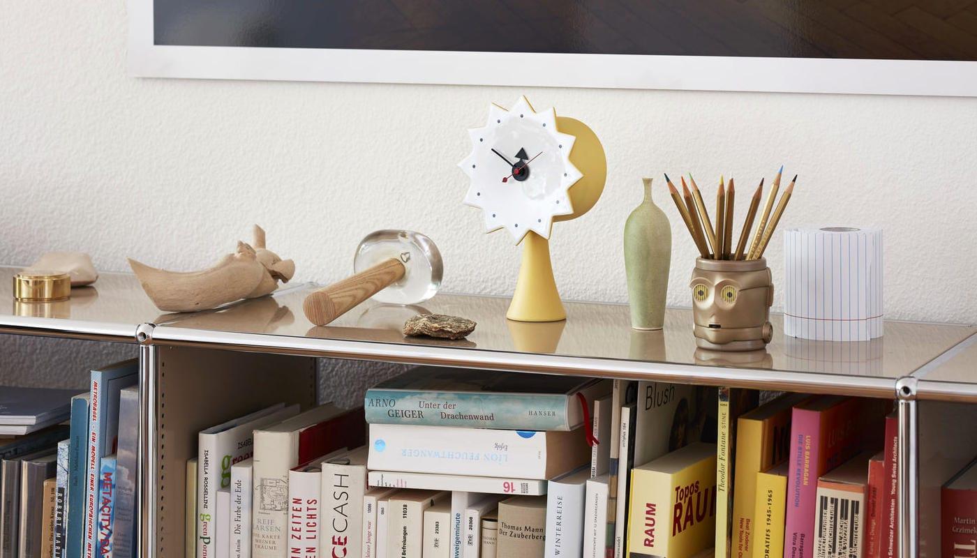 VITRA Ceramic Clocks orologio tavolo gallery1