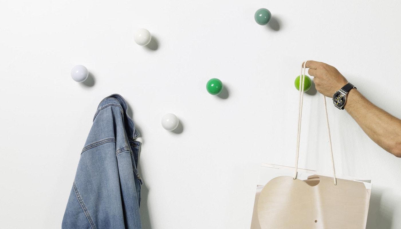 VITRA Coat Dots appendiabiti gallery 1
