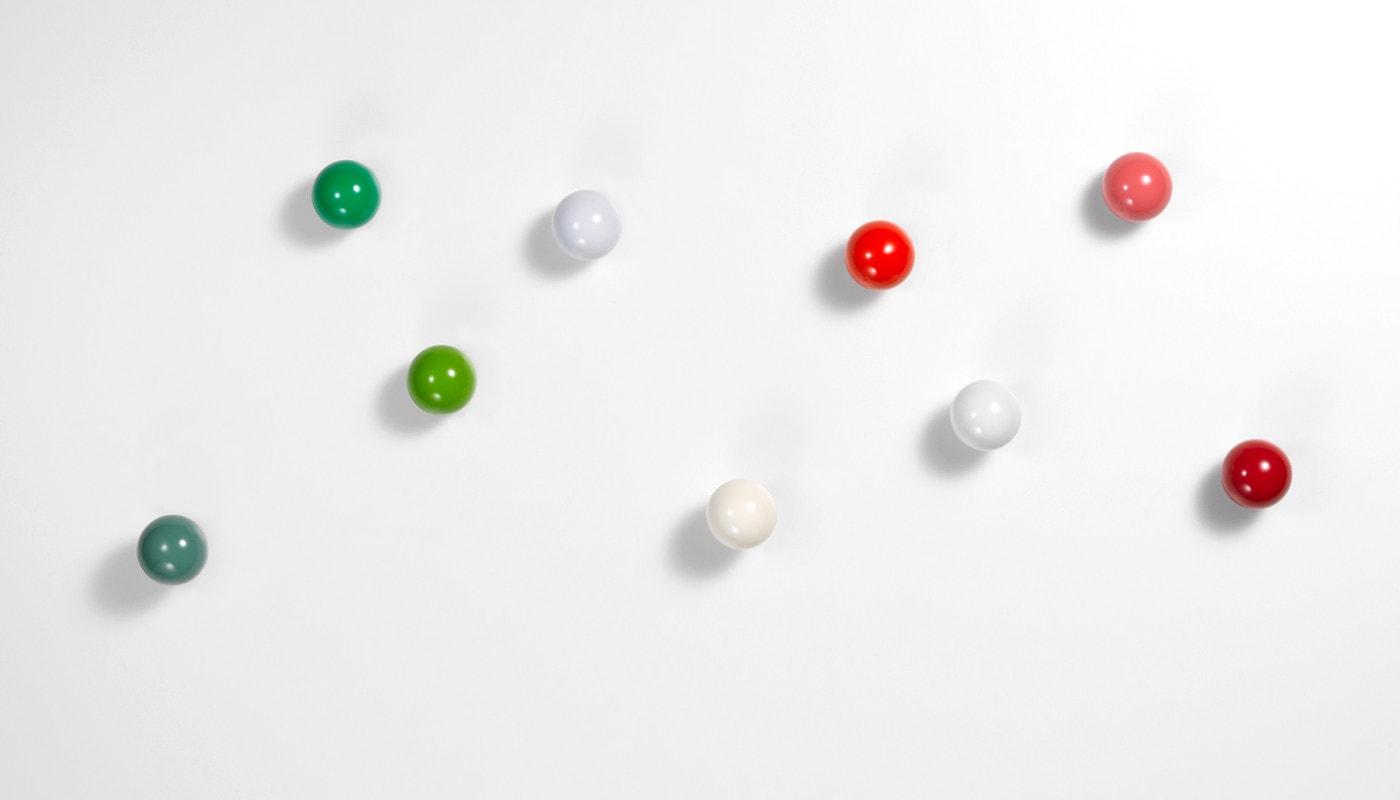 VITRA Coat Dots appendiabiti gallery 4