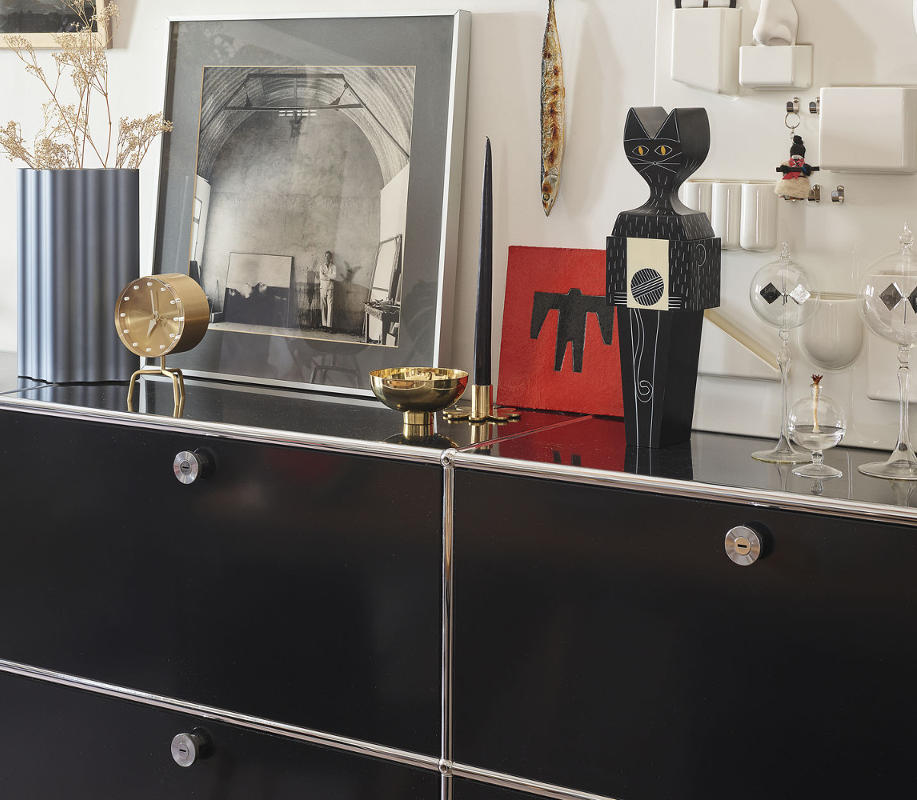 VITRA DeskClocks orologio Tripod gallery 2