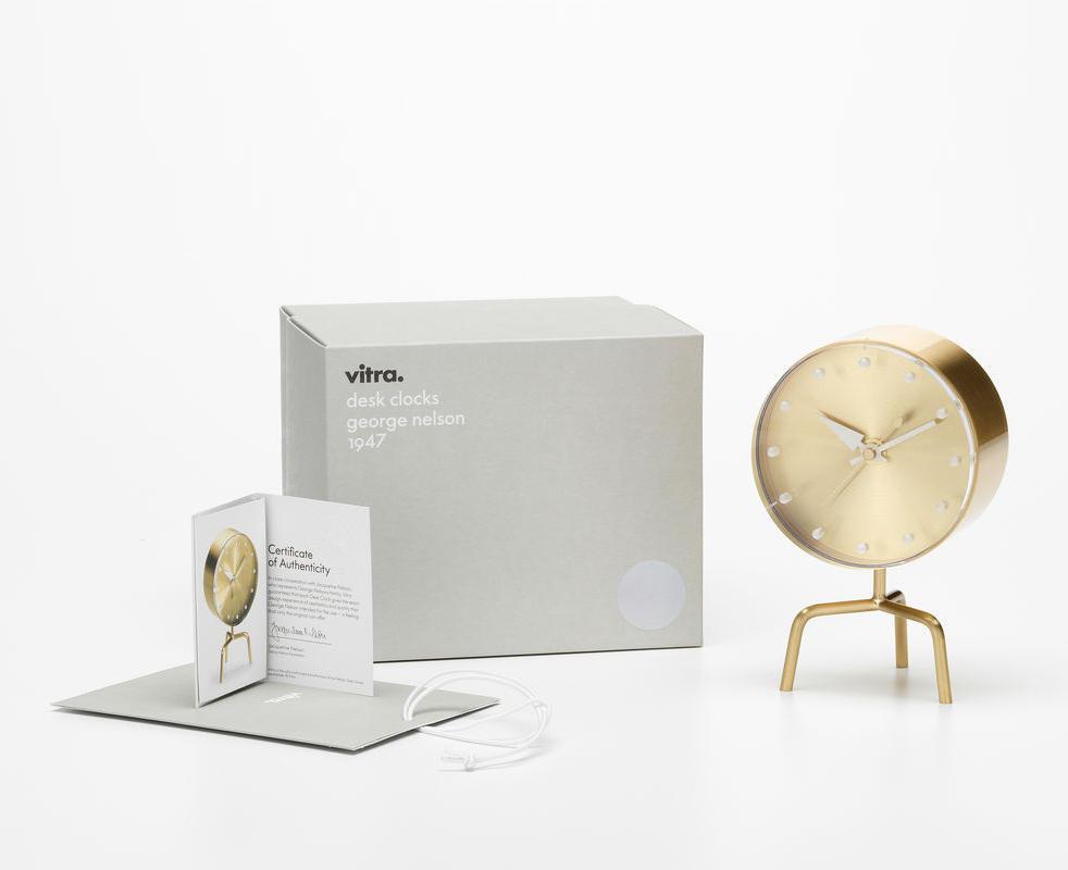 VITRA DeskClocks orologio Tripodgallery 2
