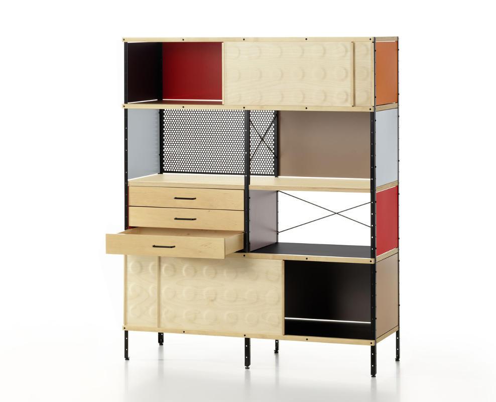 VITRA Eames Storage unit scaffali - libreria gallery 2