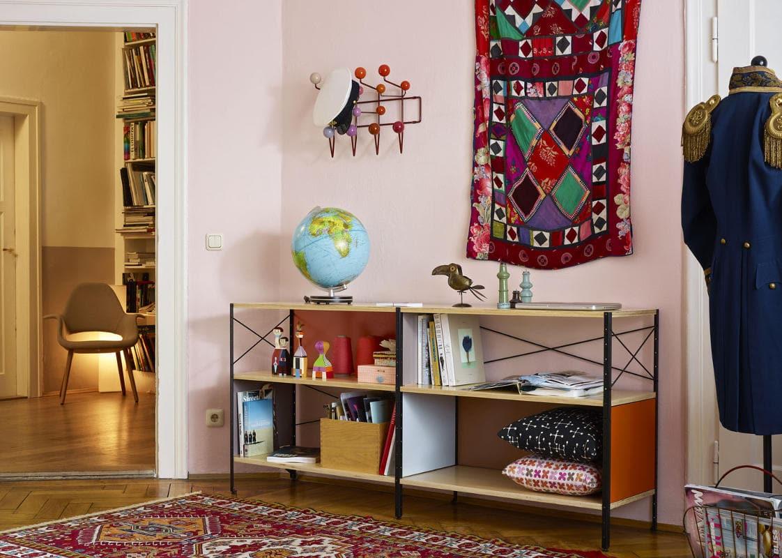 VITRA Eames Storage unit scaffali - libreria gallery 6