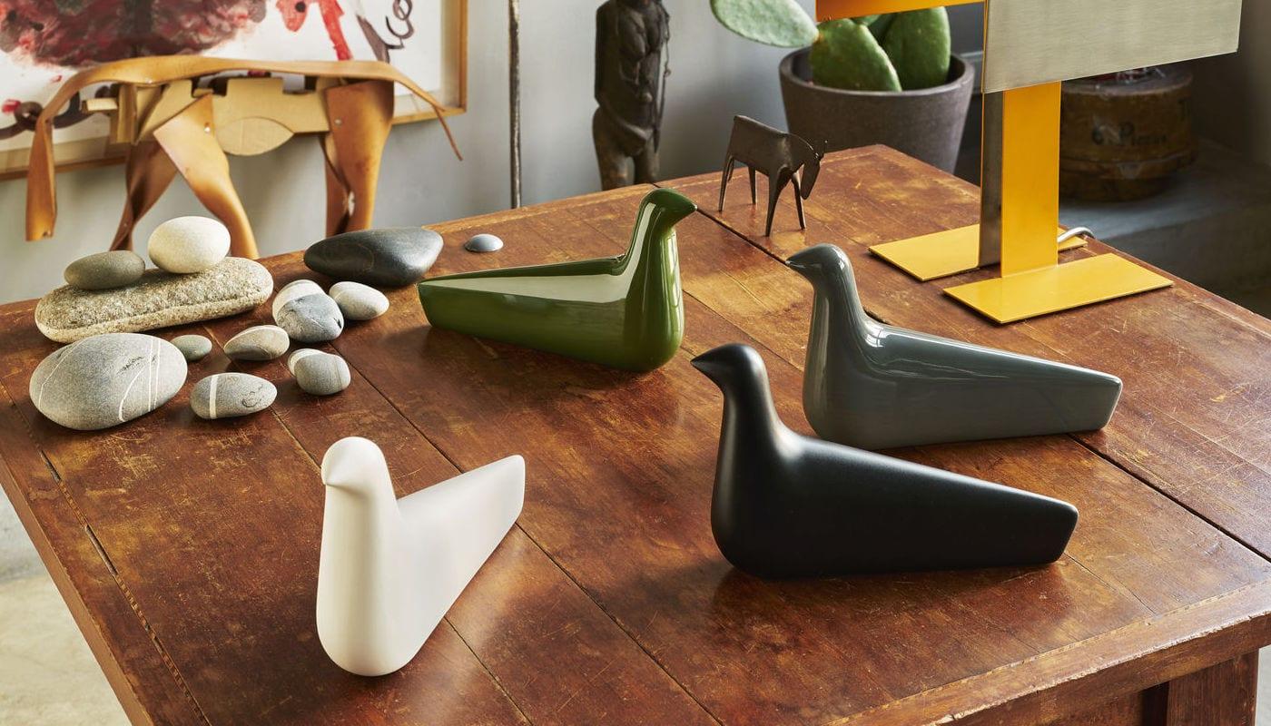 VITRA LOiseau oggetto decorativo ceramica gallery 1