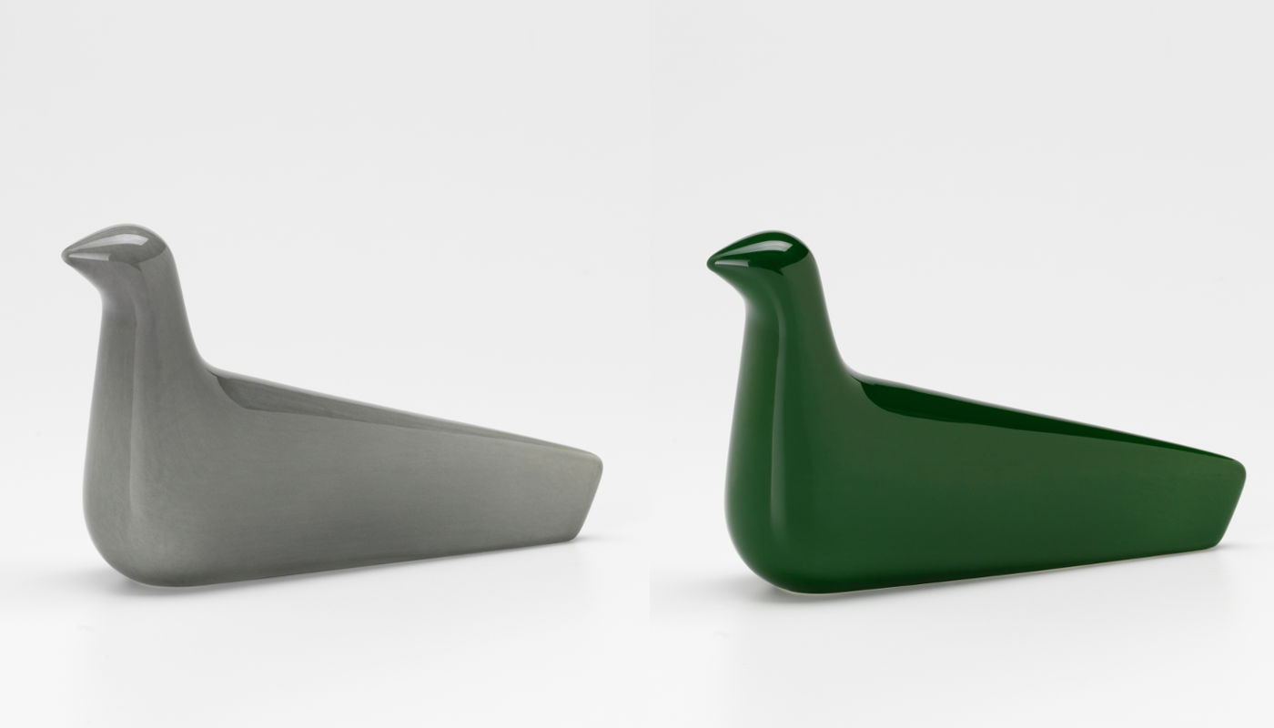 VITRA LOiseau oggetto decorativo ceramica gallery 3