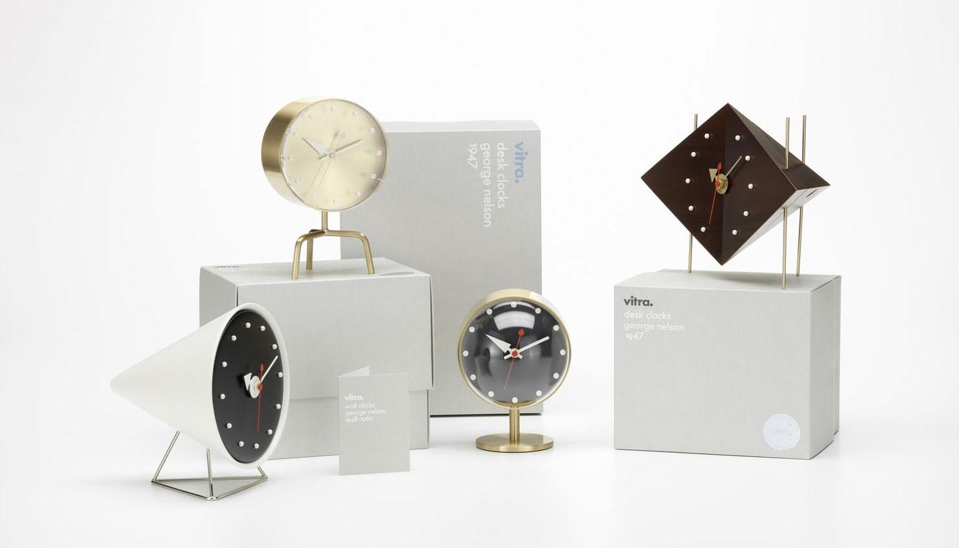 VITRA Orologi da tavolo: Tripod, Night, Cone, Diamond gallery 2
