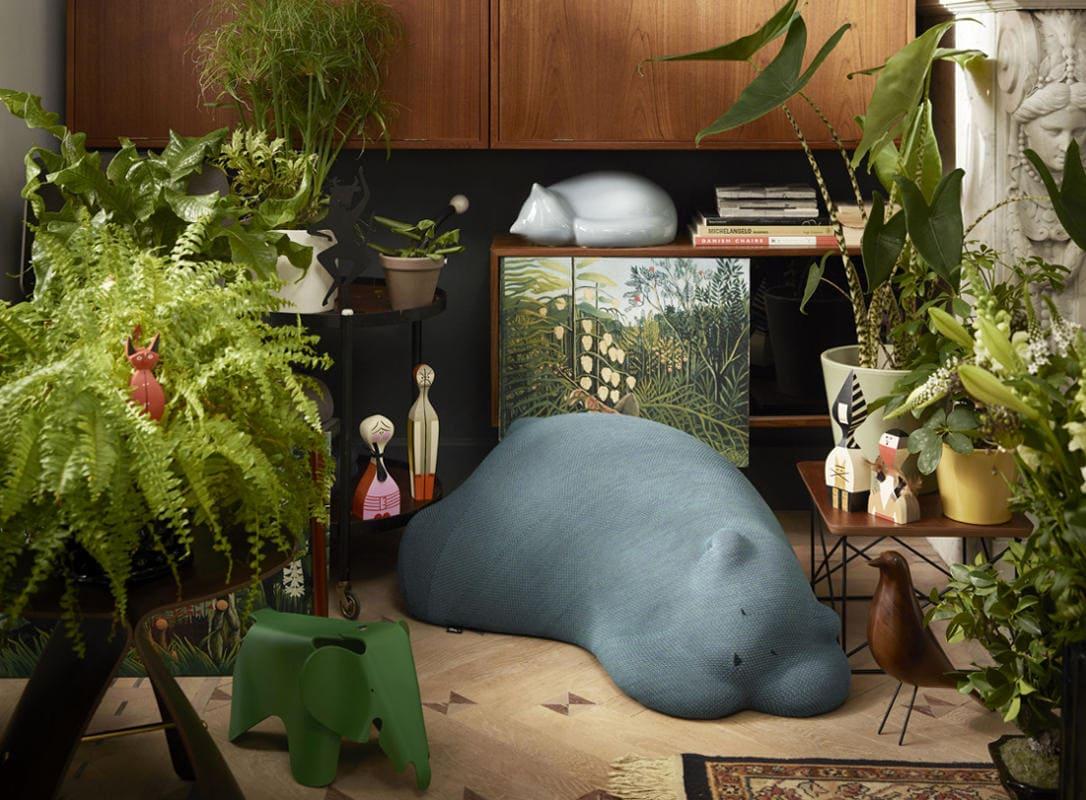 VITRA Wooden Dools bambola legno - bear gallery 8