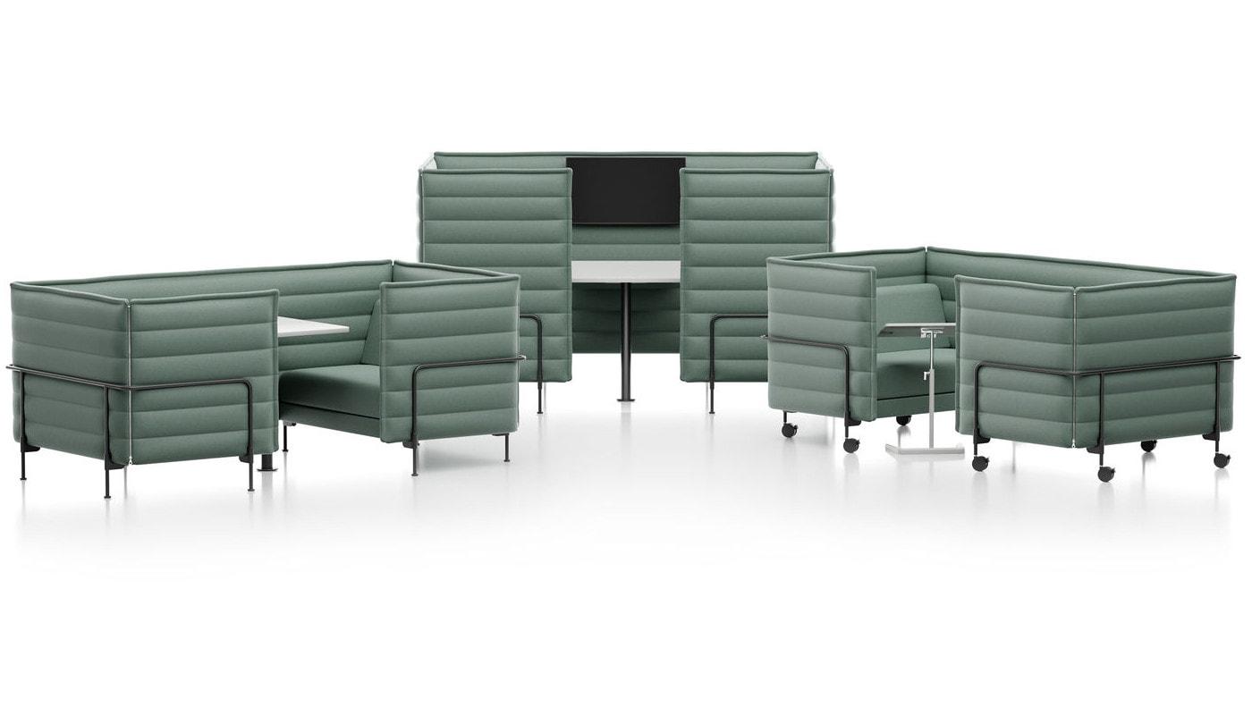Vitra Alcove sofa vendita online gallery 2
