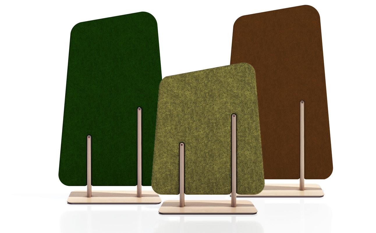 Della Chiara Leaves pannello fonoassorbente gallery 2