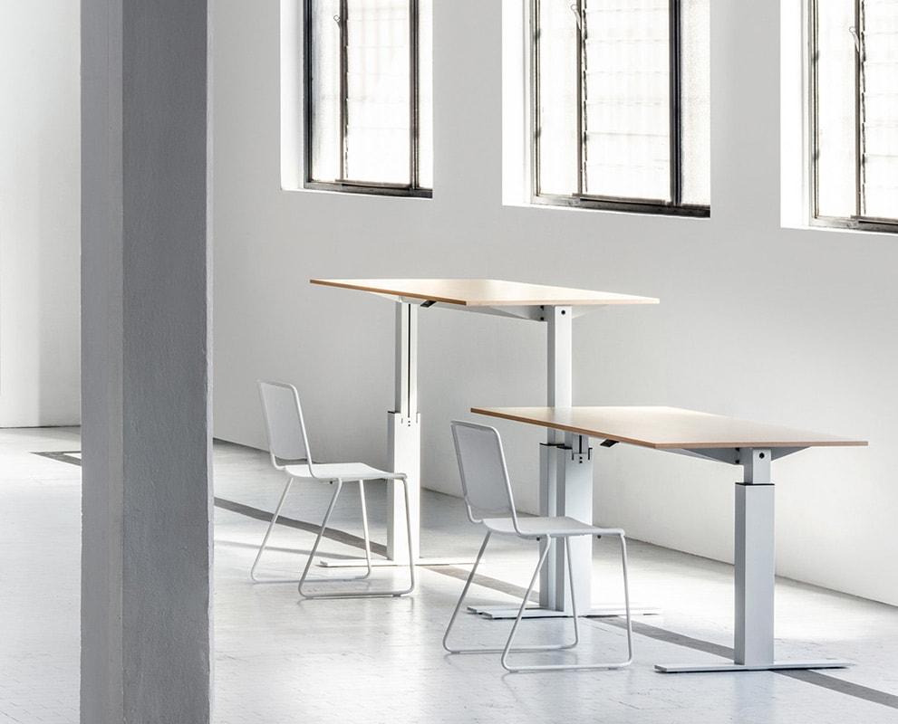 Della Chiara FIT Desk tavolo regolabile gallery