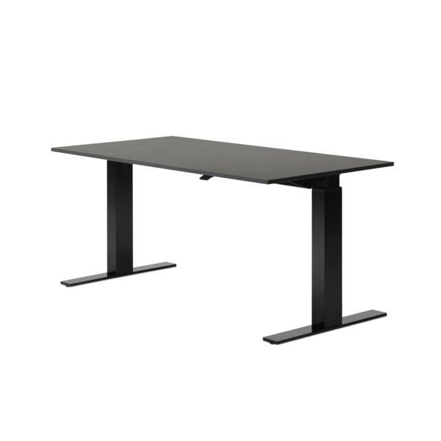 Della Chiara FIT Desk tavolo regolabile nero