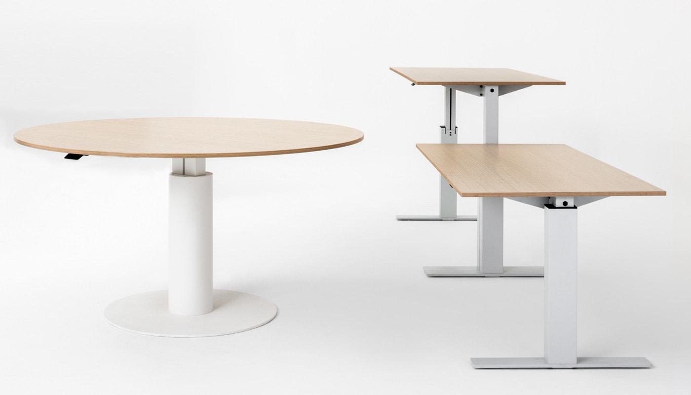 Della Chiara tavolo riunione - scrivania regolabile gallery 1