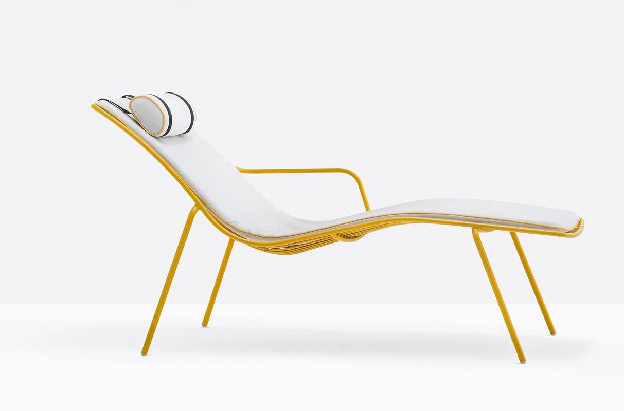 PEDRALI Nolita chaise longue gallery 3