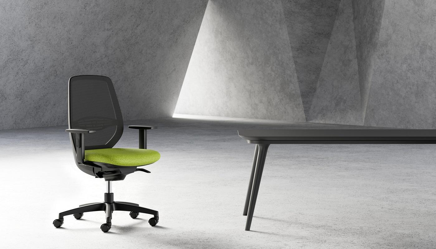 Della Chiara Smart sedia ufficio - gallery3