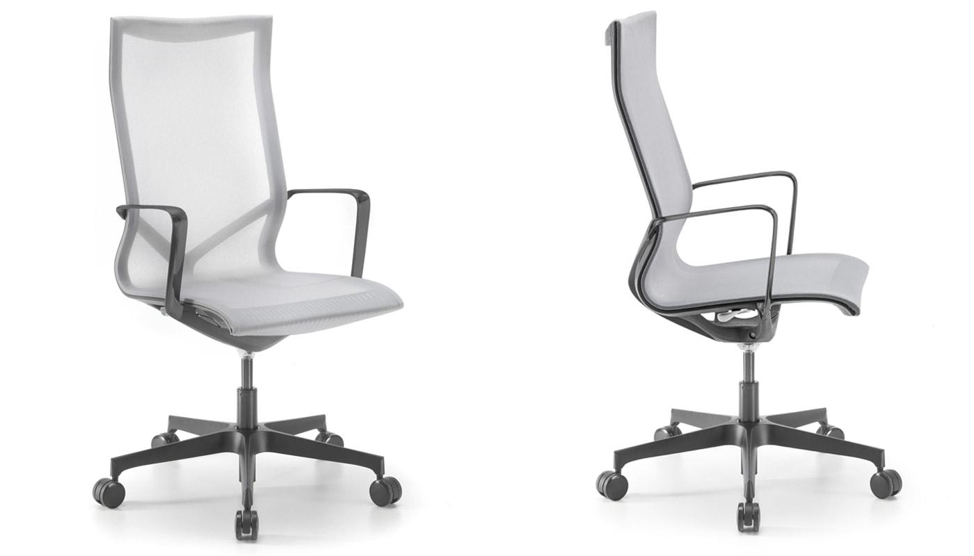 Della Chiara New chair seduta direzionale gallery 2