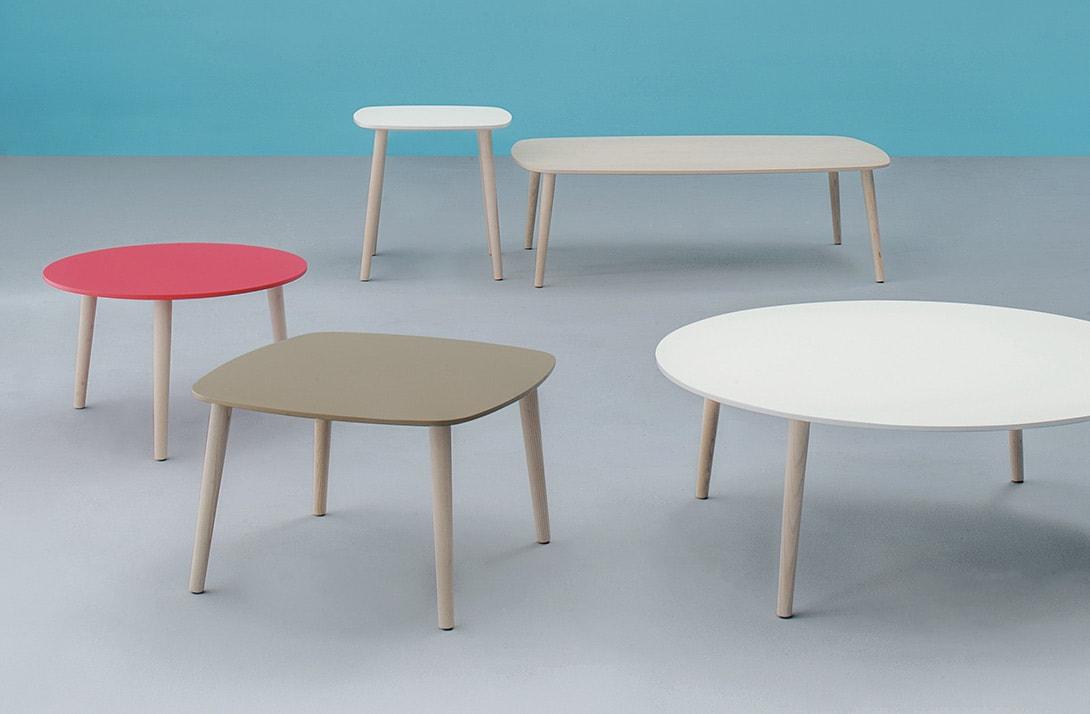 PEDRALI Malmo tavolino gallery 4