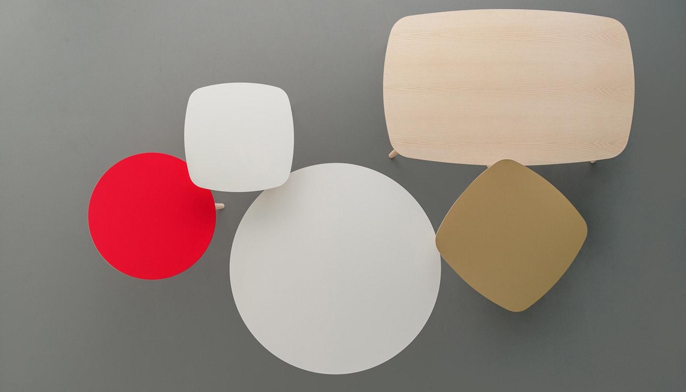 PEDRALI Malmo tavolino gallery 7