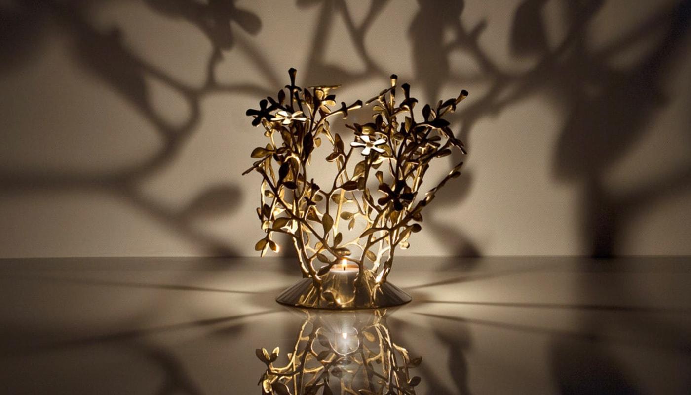 Driade Shamadan porta candele vendita online - gallery