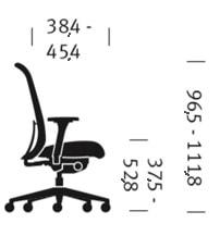 Herman Miller Lino Chair dim