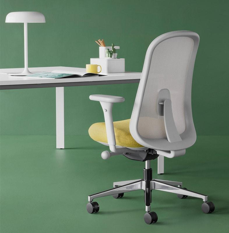 Herman Miller Lino Chair poltrona ufficio gallery