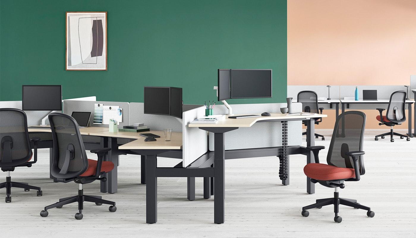 Herman Miller Lino Chair poltrona ufficio gallery 2