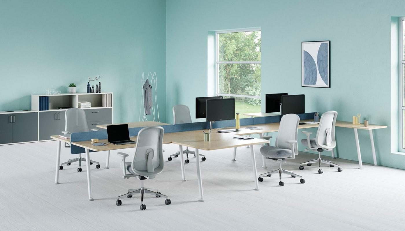 Herman Miller Lino Chair poltrona ufficio gallery 3