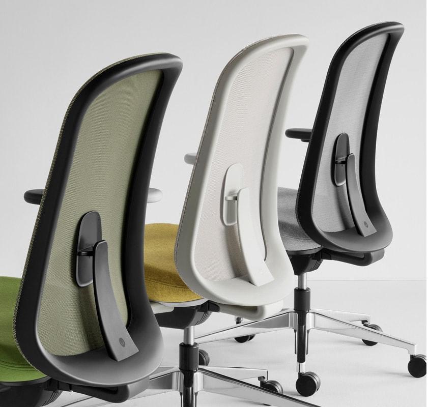 Herman Miller Lino Chair poltrona ufficio gallery 4