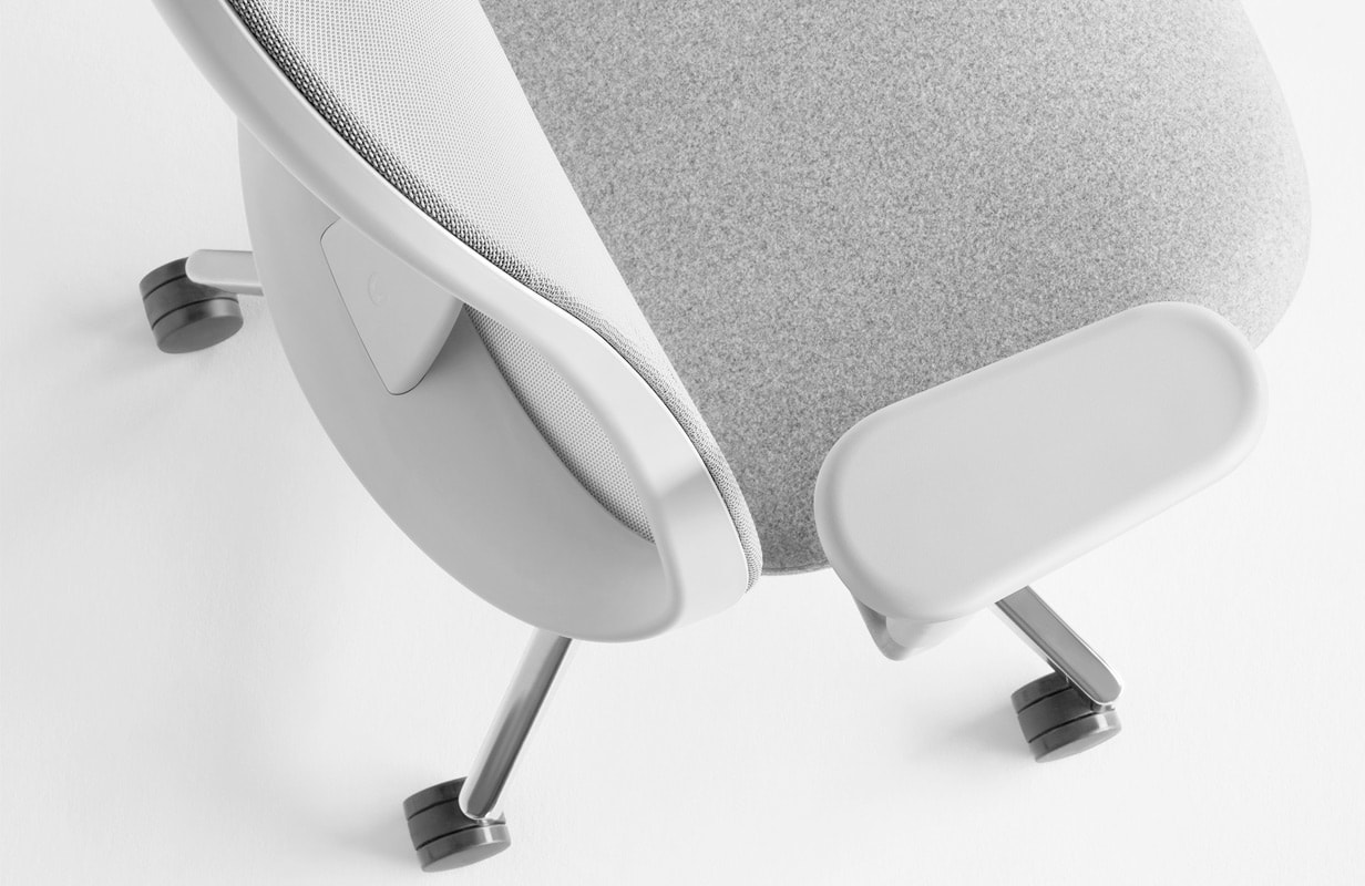 Herman Miller Lino Chair poltrona ufficio gallery 5