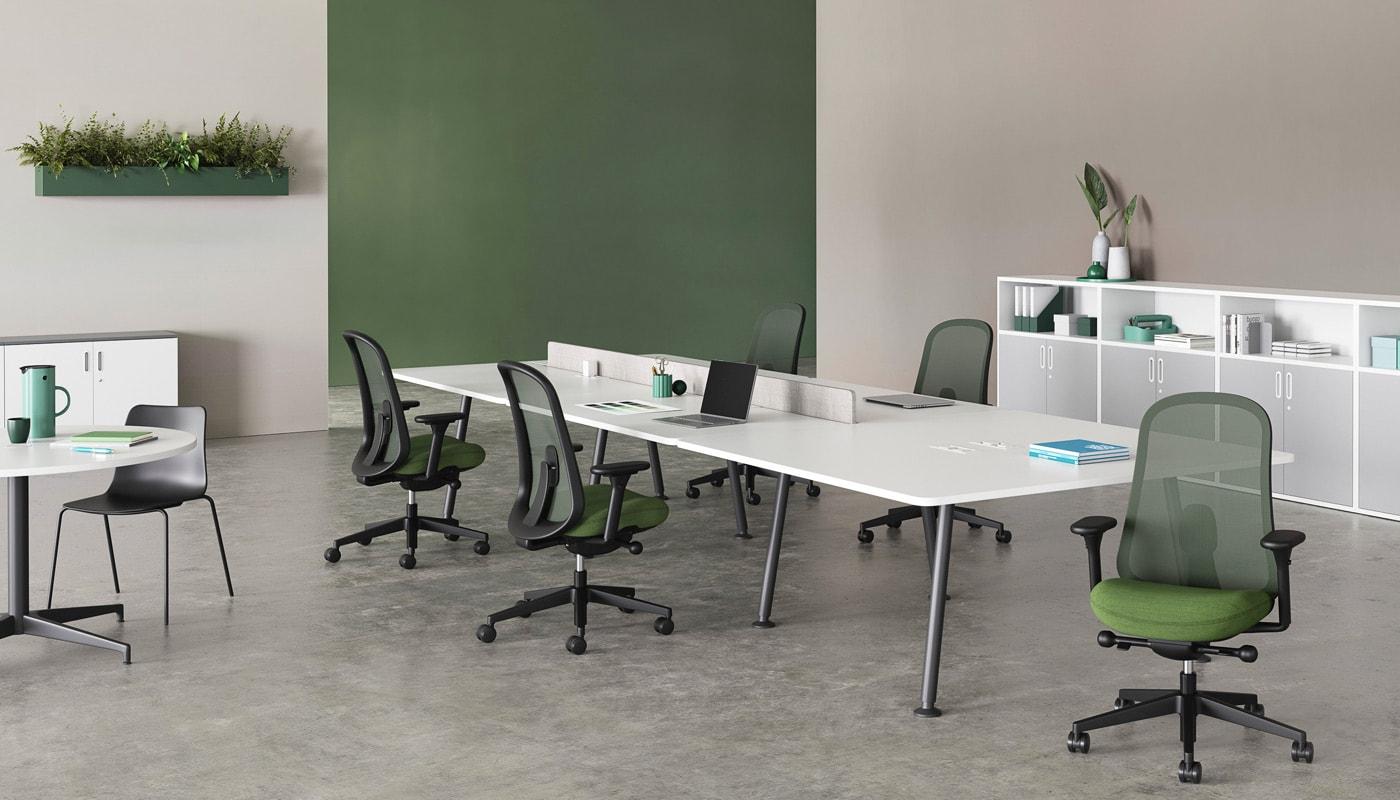 Herman Miller Lino Chair poltrona ufficio gallery 6