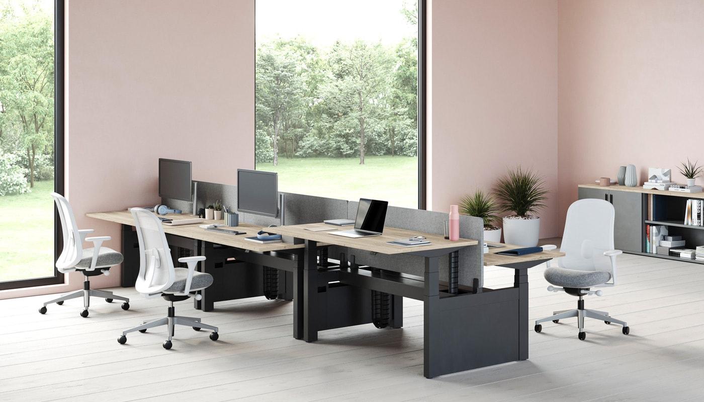 Herman Miller Lino Chair poltrona ufficio gallery 7