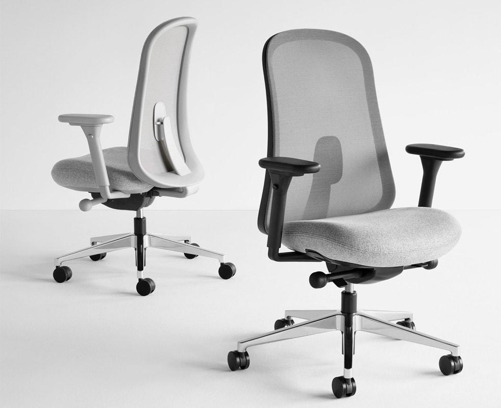 Herman Miller Lino Chair poltrona ufficio gallery 8