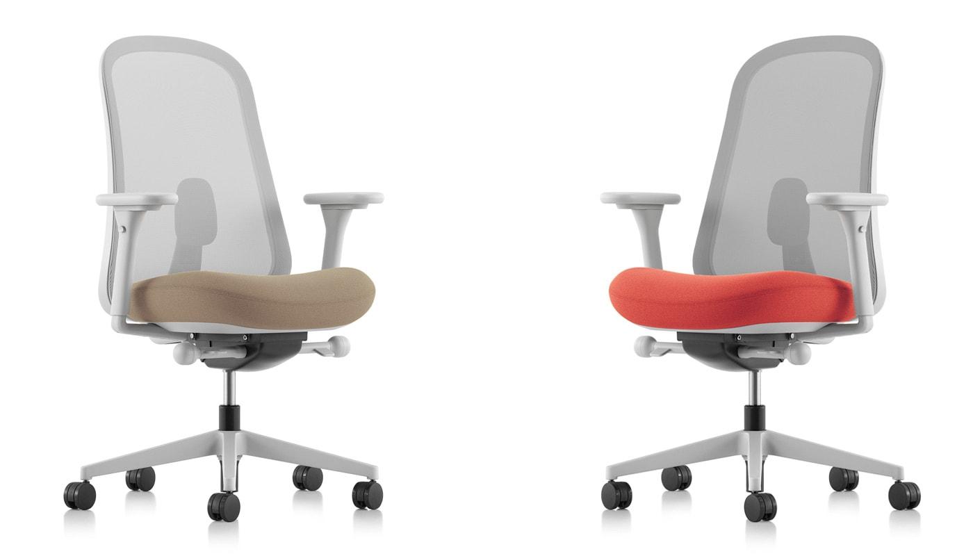 Herman Miller Lino Chair poltrona ufficio gallery color
