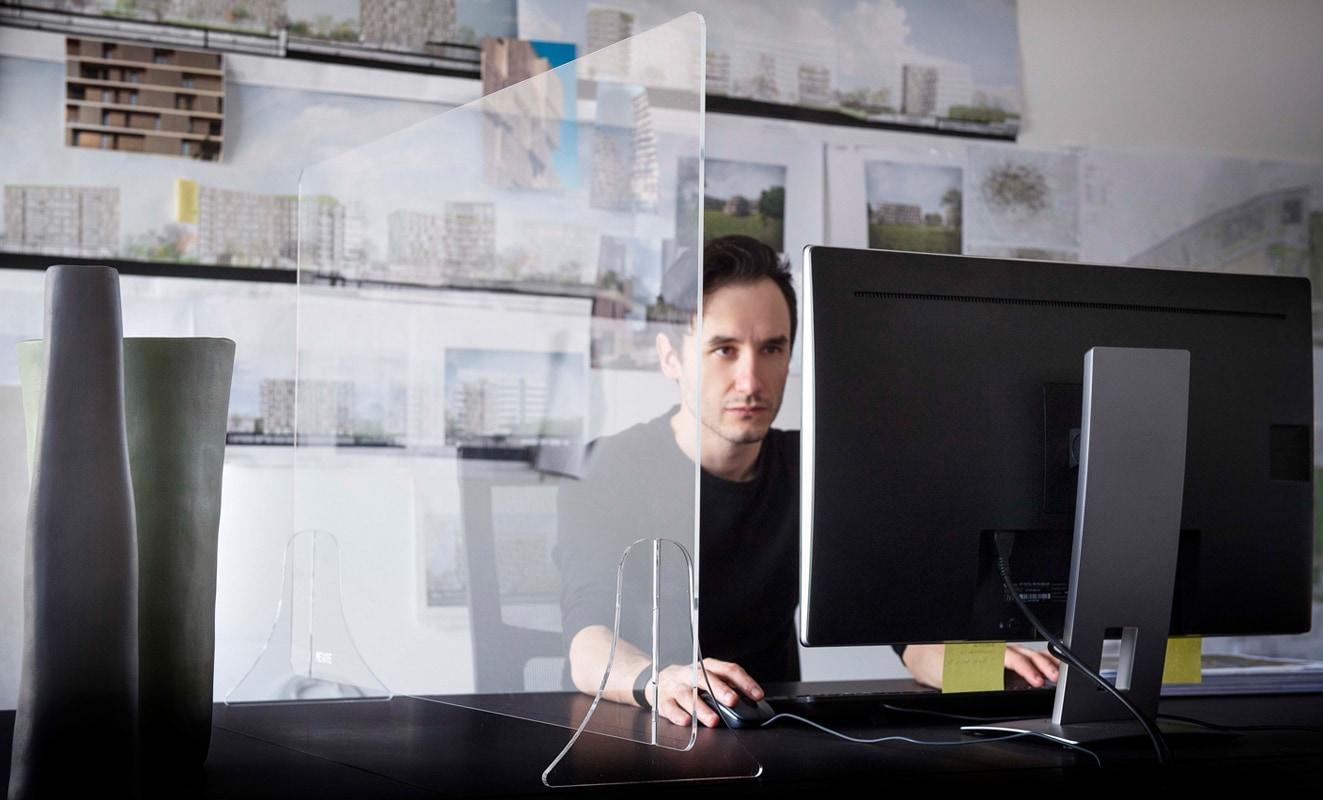 Della Chiara PLEXY schermo protettivo plexiglass gallery 3