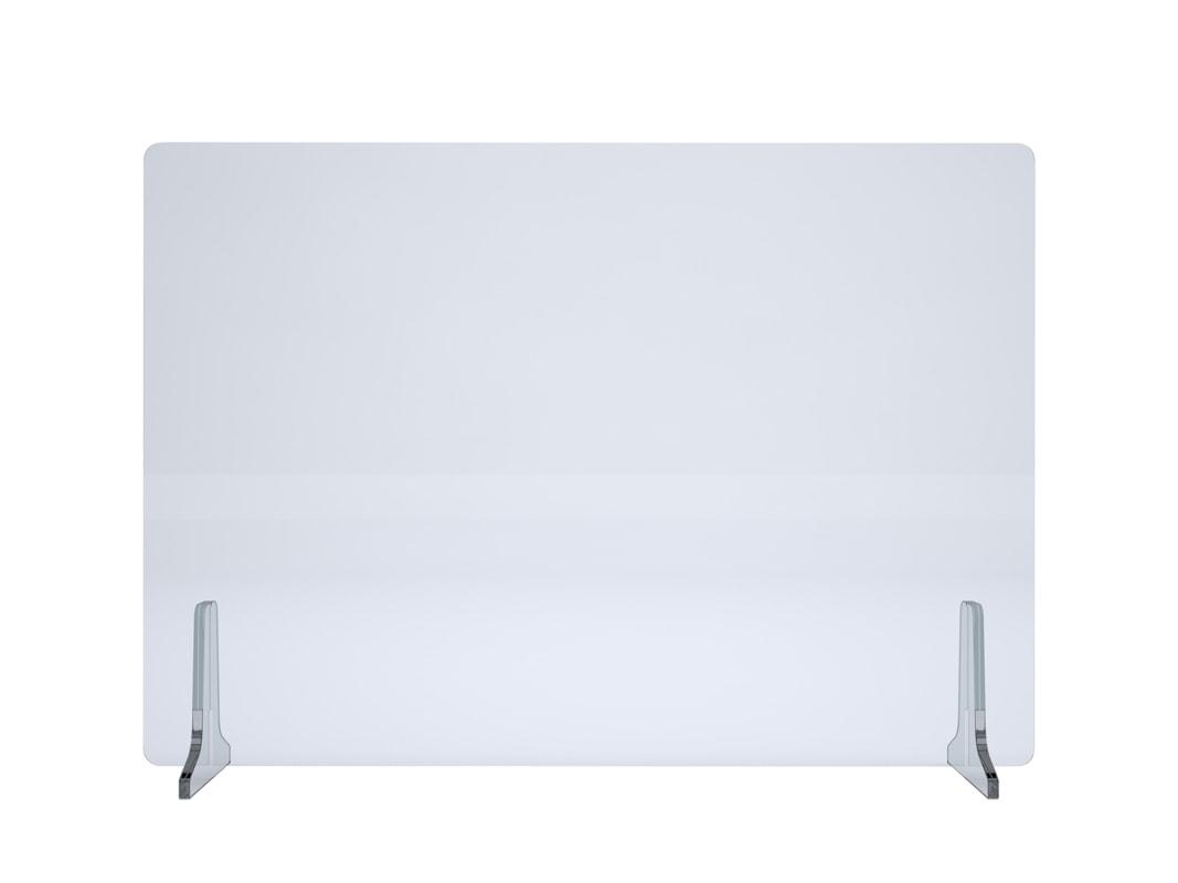 Plexy pannello scrivania 2610