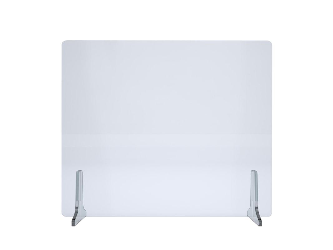 Plexy pannello scrivania 2612