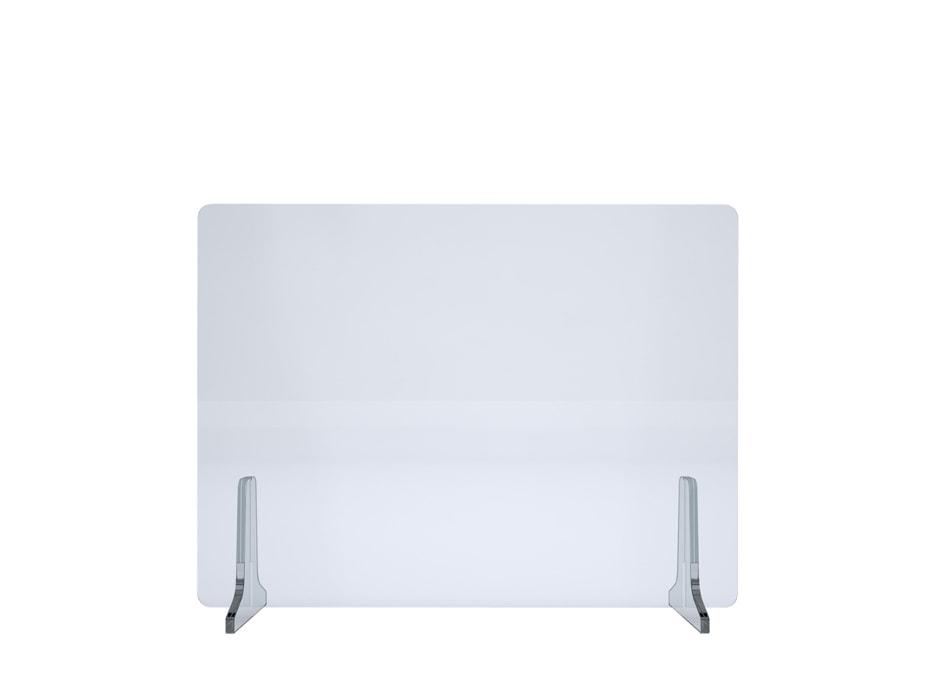 Plexy pannello scrivania 2614